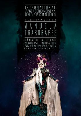 Concierto vanguardista por Manuela Trasobares y Tara Transitory