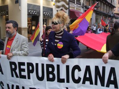 Al carrer per la República